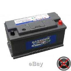 110ah Battery Leisure Loose Discharge 12v Varta Lfd90 4 Years Warranty
