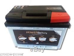 12v 100ah Battery Cell Battery With High-end Slow Discharge