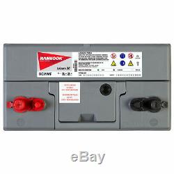 12v 100ah Battery Discharge To Slow Boat, Caravan And Camping Car