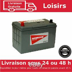 12v 90ah Battery Discharge To Slow Caravan And Camping Car Dc27s