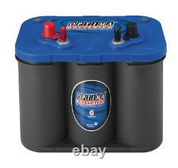 12v Battery. 50 Amp Brand Optima Marine Battery Fni3980850
