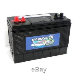 130ah 12v Deep Cycle Camping Car Battery Discharge Slow