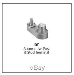 2x Hankook 100ah Battery Discharge Slow Motorhome
