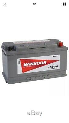 75ah Leisure Battery Discharge Slow 12v Lfd90 4 Years Warranty
