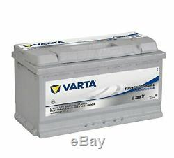 90ah Battery Leisure Camping Boat Discharge Slow 12v 800amps