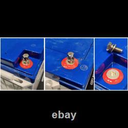 Battery 100ah 12v Gel Discharge Slow-ultimatron