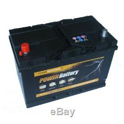 Battery Discharge Slow Power Battery 12v 100ah