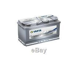 Battery Discharge Slow Varta 12v 95ah Agm La95 850a