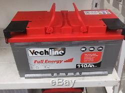 Battery Low Discharge 110 Ah