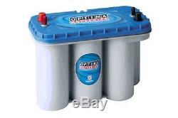 Battery Optima Blue Top Bt DC 5.5 12v 75ah Slow Discharge