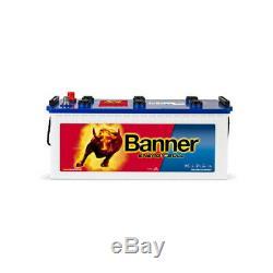 Battery Slow Discharge Banner Energy Bull 96351 12v 180 Ah