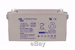 Battery Slow Discharge Camping Car Boat Agm Victron 12v 90ah Bat412800084