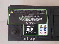 Battery Start Stop Pro Exide 105ah 950a