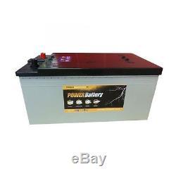 Battery Stationary High-end Slow-discharge Boat 12v 195ah Agm