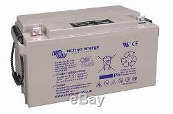 Battery Victron Gel 12v 90ah Bat412800100 Slow Discharge Camping Car Boat