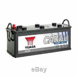 Battery Yuasa Cargo 630hd 12v 143ah 900a