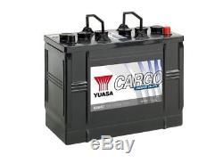 Boat Battery, Truck, Discharge Slow 655hd 12v 125ah 720a Yuasa Hd