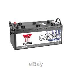 Boat Battery, Truck, Slow Discharge 625hd 12v 200ah 1050a Yuasa Hd