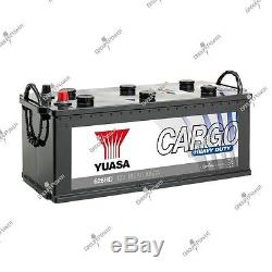 Boat Battery, Truck, Slow Discharge 626hd 12v 180ah 1050a Yuasa Hd