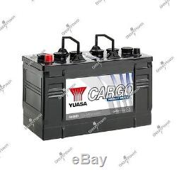 Boat Battery, Truck, Slow Discharge 644hd 12v 96ah 620a Yuasa Hd