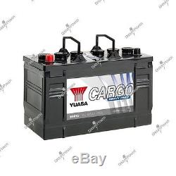 Boat Battery, Truck, Slow Discharge 664hd 12v 105ah 735a Yuasa Hd