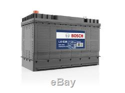 Bosch L4034 Battery Discharge Slow 12v, 85 Ah, 800a Entertainment, Motorhomes