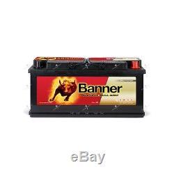 Camper Battery Caragm Banner Running Bull 60501 12v 105ah 950a Slow Discharge