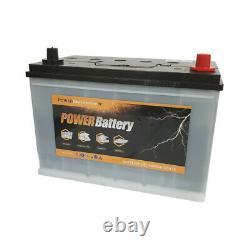 Camping Battery Car Slow Discharge 12v 110ah