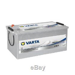 Camping Car Battery Varta Lfd230 12v 230ah 1150a 930230115 518x276x242mm