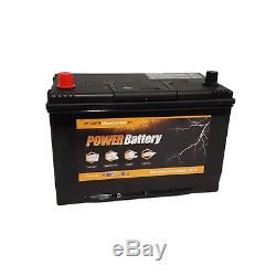 Deep Cycle Battery Slow Discharge 12v 100ah 500 Cycles Of Life