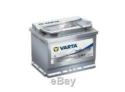 Discharge-slow Varta Battery Agm La60 12v 60ah 680a