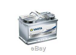 Discharge-slow Varta Battery Agm La70 12v 70ah 760a