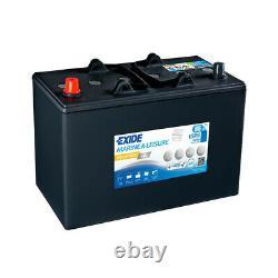 Exide Marine Equipment Es950 Discharge Slow Gel 12v 85ah