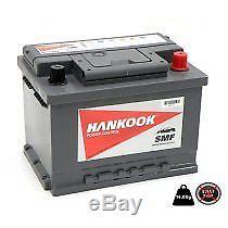 Hankook 65ah Slow Discharge Battery & Victron Energy Cyrix Battery Coupler