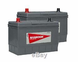 Hankook Xl31s 2x Battery Discharge To Slow Caravan, Camper 12v 130ah
