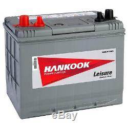Hankook Xv24 Battery Discharge Slow & Victron Energy Battery Charger