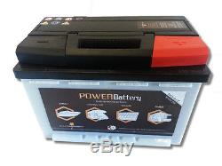 High-end 12v 100ah Battery Ready-to-use