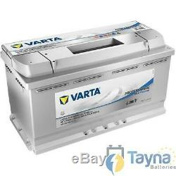 Lfd90 Varta Professional Battery DC Camping Boat 90ah (930 090 080)