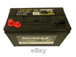 Marine Battery Motorhomes Numax Xv31mf 12v 110ah / 720a