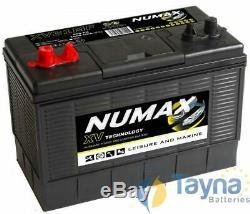 Numax Xv31mf Sealed Battery 12v 105ah Camping Boat