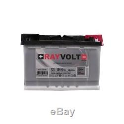 Rayvolt 12v 80ah Slow Discharge Battery