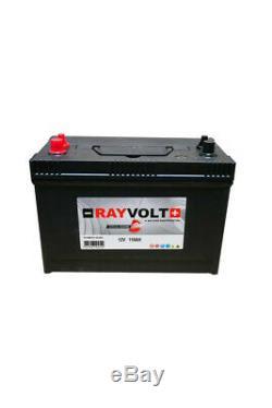 Rayvolt Marine Discharge 12v Battery Slow