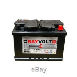 Slow Battery Discharge Rayvolt 12v 80ah