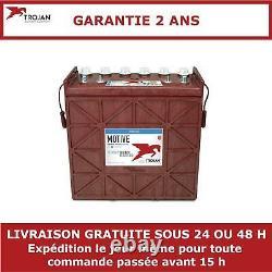 Slow Battery Discharge Trojan J185h 12v 225ah