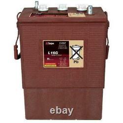 Slow Battery Discharge Trojan L16g 6v 390ah