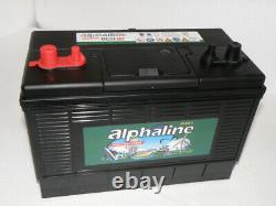 Slow Discharge Battery 12 Volt 105 Ampere 4-nine