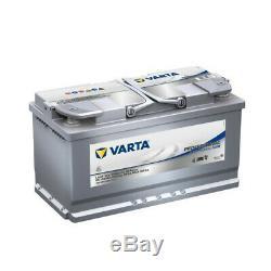 Slow Discharge Battery Agm Varta La95 12v 95ah