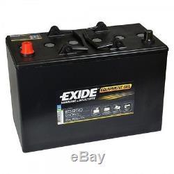 Slow Discharge Battery Exide Equipment Gel Es950 12v 85ah 349x175x235mm