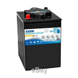 Slow Discharge Battery Exide Gel Es1000-6 6v 195ah