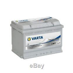 Slow Discharge Battery Varta Lfd75 12v 75ah